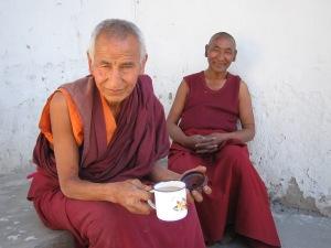 Monks, Ladakh